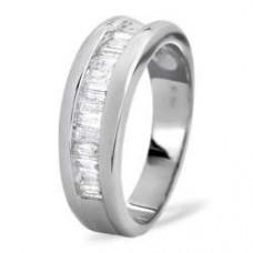 9K Gold Diamond Ring 1.00ct